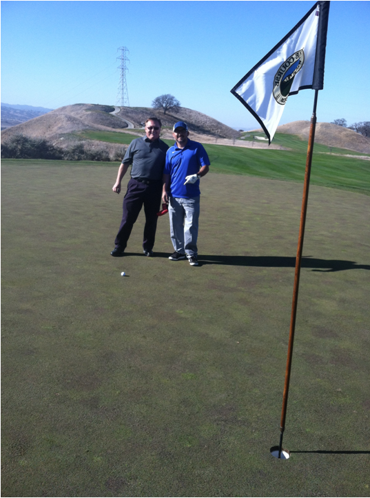 ruben and steve 10 hole