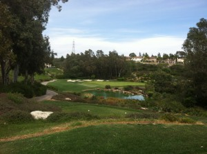 aviara 14th hole