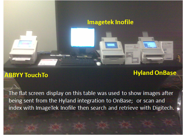 aiim 2009 network scanners - 2