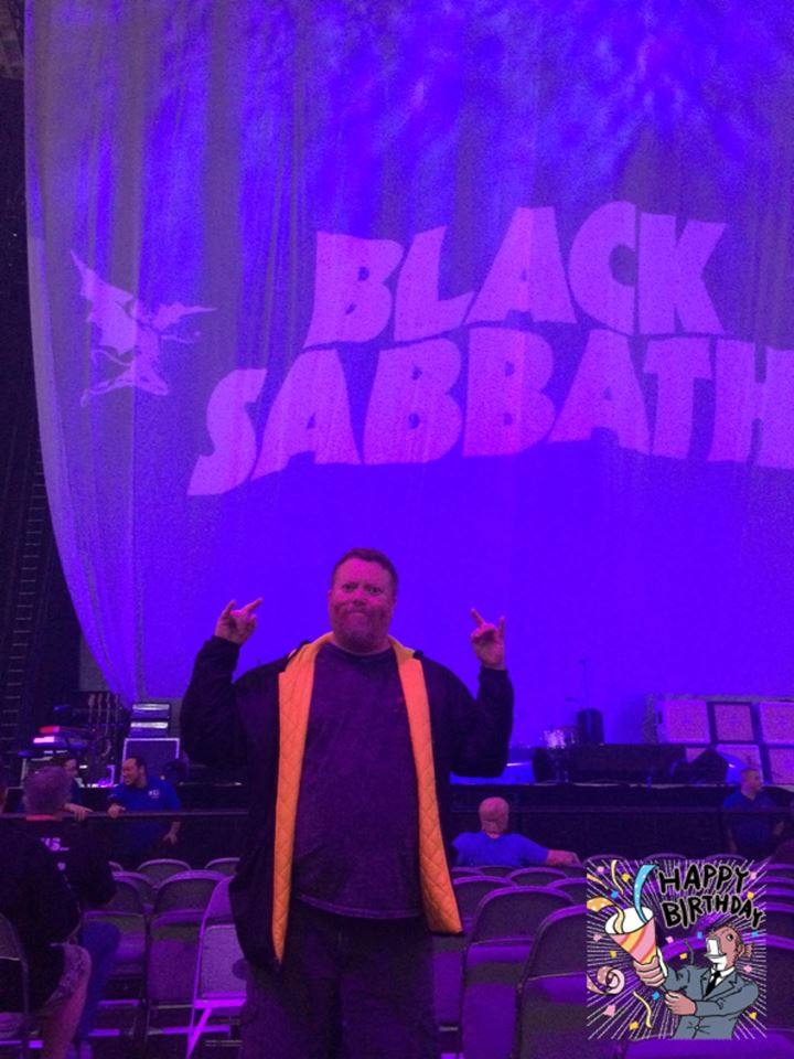 Black Sabbath – SAP Center, February 9, 2016