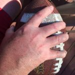 football-grip